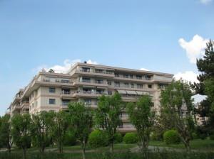 Arcadie façade sud 2012